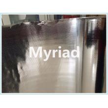 Tela de alumínio do lado dobro tecido com isolamento PE fabricante