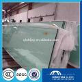 4мм-19мм пожарной безопасности toughened стекло для окна с ANSIZ97.Тест 1