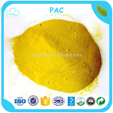30% Purity PAC With The Formation Of Floc Fast, Big Bloc And High Activity