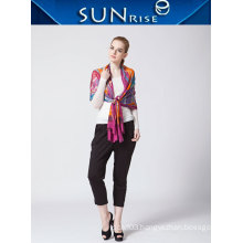 Digital Printed OEM Custom Design Wool Shawl