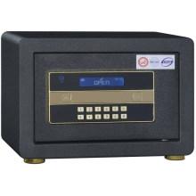 Home furniture digital lock safe with key safe full steel wall safe