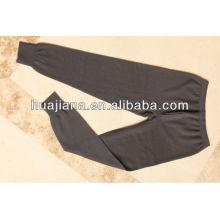 men's pure cashmere legging seamless