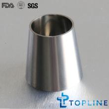 DIN Standard Sanitary Stainless Steel Welded Reducer