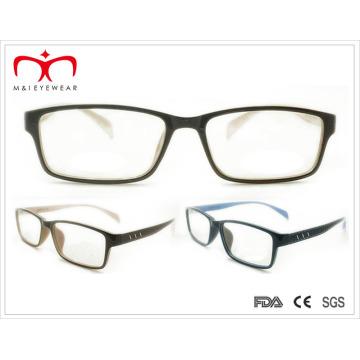 Tr90 Óculos de leitura unissex com padrão Jean (8011)