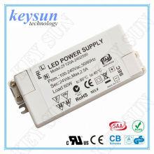 CA-DC 48W 665mA 72V AC-DC Voltagem constante LED Driver Fonte de alimentação com UL CUL CE