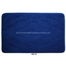 Bath Mat with Patterns or Plain Color