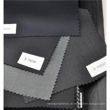 In Handarbeit gemachtes Twillgewebe w70p30 für den Anzug gleichmäßig in der hohen Qualität