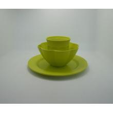 (BC-CS1061) Eco Bamboo Fiber Tableware Combination Series for Kids
