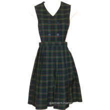 2016 Wholesale Custom Fancy Child School Uniform