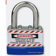 28mm Shackle Length 33mm Body Length Laminated Steel Padlock Bd-J45