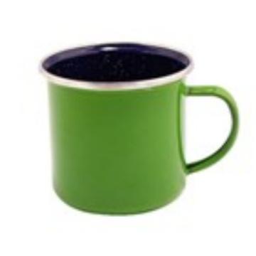 8cm Enamel Metel Water Cup