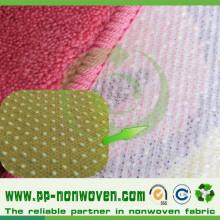 Tecido antideslizante não tecido de Spunbond PP