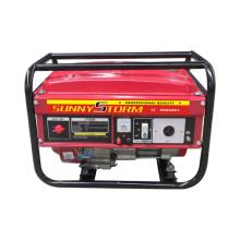 Venda quente Oild Modle 2kw Gasolina Gerador Set com CE