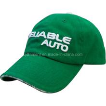 Fashion Embroidery Sandwich Twill Leisure Baseball Hat Cap (TRB084)