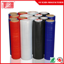 LLDPE Black Stretch Film Roll Pallet Film