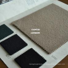 tela de lana gruesa gruesa de la capa de lona popular