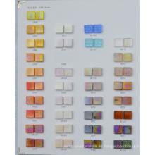 Mosaico de vidrio 15by15mm