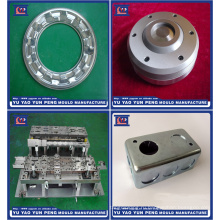 Изготовленная на заказ алюминиевая гибочная прессформа металла штемпелюя умирает