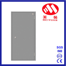 Single Pipe Shaft Door Steel Fire Door