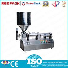 Автоматическая машина для наполнения жидкостью (поршневой тип)