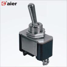 KN3 (A) -101/102/103 Unipolaire Différents types d'interrupteurs à bascule
