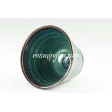 Лазурный фиолетовый песок Cloke Pu Er Tea Cup, 80ml / cup