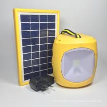 Ebst-D08b-02 Grüne Energie Portable 4.5ah Solar Camping Laterne