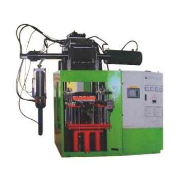 L'une des meilleures machines horizontales de moulage par injection de silicium fabriquées en Chine (KSB-300T)