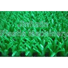 Plastic Artificial Grass Turf Lawn Mat Machine