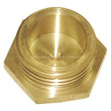 Латунный фитинг / латунная втулка / фитинги из латунных труб (a. 0310)