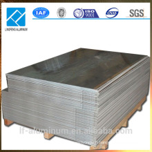 5052 H34 Feuille d'aluminium pour industrie électrique