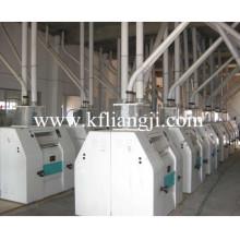 Equipamento de moagem de farinha de milho / Máquinas de processamento de farinha de trigo
