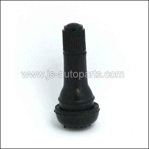TR#413 Rubber Snap In Tubeless Tyre Valve