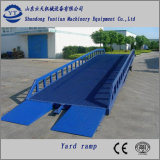 Container Loading Dock Ramp
