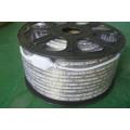 Kingunionled iluminação 110v 220V branco / RGB impermeável SMD 5050 luz de tira de alta tensão do diodo emissor de luz