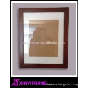 School students frame wooden frame in bulk