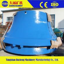 Manganese Casting Crusher Parts Bowl Liner