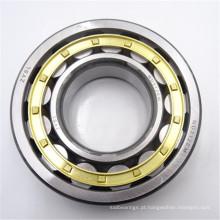 Rolamento de rolos cilíndricos de alta velocidade de fileira única de alta qualidade NU312EM