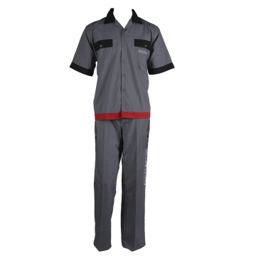 Summer Short Sleeve Work Suit