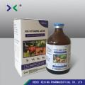 Vitamine AD3E Injection Bovins
