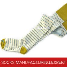 100% Baumwolle der Frau Coloful Tube Sock (UBM1049)
