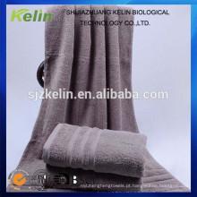 barato 100% algodão material liso tingido toalha de banho