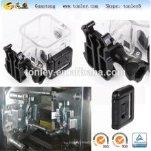 пластиковые формы для камеры Gopro hero3 3 +, 4 поколений специальный водонепроницаемый shell.45 метров водонепроницаемая крышка