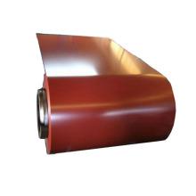 Farbbeschichtete vorlackierte Spule aus verzinktem Stahl