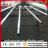 High quality galvanized steel lamp post light pole
