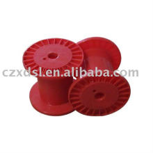 5 Zoll rote Plastikdrahtspulen