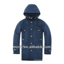 young mans popular spring hooded jacket