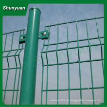 Verzinkte zweiseitige Zaun- / Metallzaunpfosten