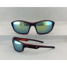 2016 Hot Sales and Fashionable Spectacles Style for Men's Sports Sunglasses (P10007)