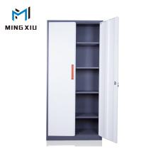 China Steel Cabinet Manufacturer Metal Filing Cabinet with 2 Door / Filing Cabinet of Metal